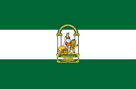 Información de la comunidad autónoma de  Andalucía
