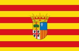 Información de la comunidad autónoma de  Aragón